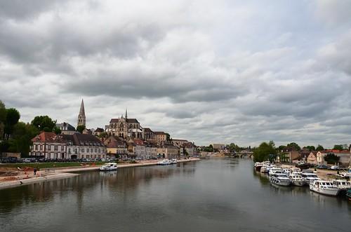 burgundy rivière bourgogne auxerre yonne