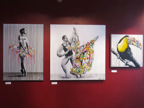 Martin Whatson: En Pointe + +