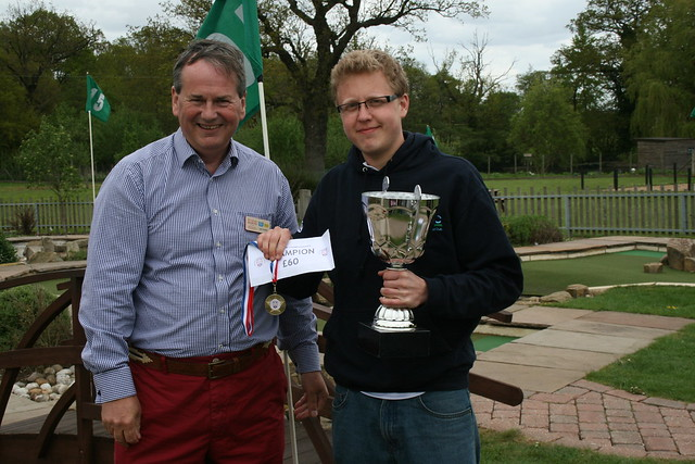 James Rutherford - 2013 British Champion
