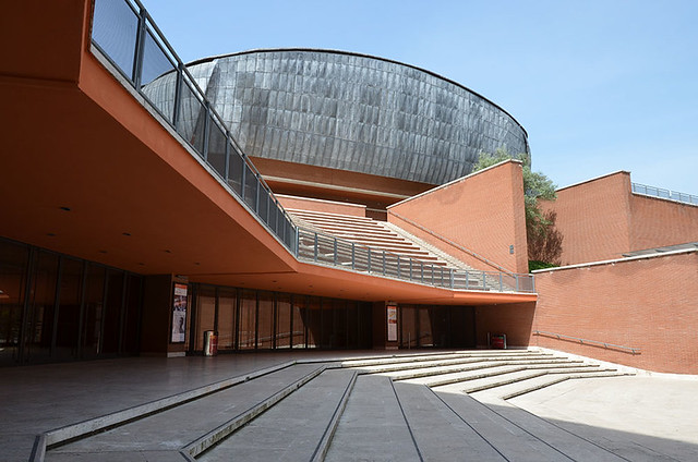 Parco Auditorium della Musica di R. Piano