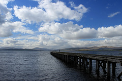 Clyde from Port Glasgow/Newark Castle
