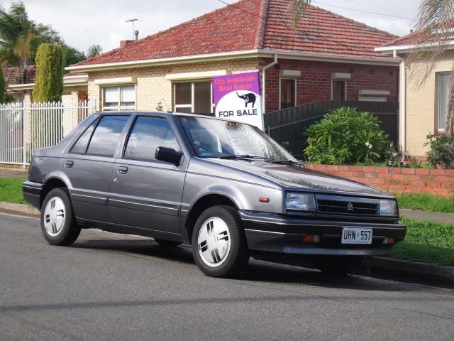 1986 Holden Gemini SL/E