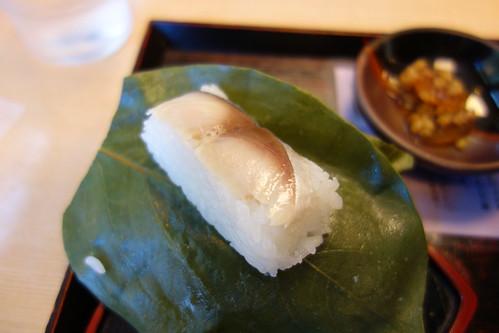 柿の葉壽司