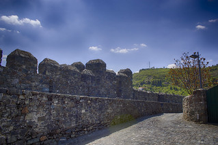 Image of Castelo de Bragança near Bragança. portugal canon castillo hdr braganza bragança 2013 ccby castelodebragança trásosmontesealtodouro canoneos60d distritodebraganza 03052013 mayode2013 castillodebraganza