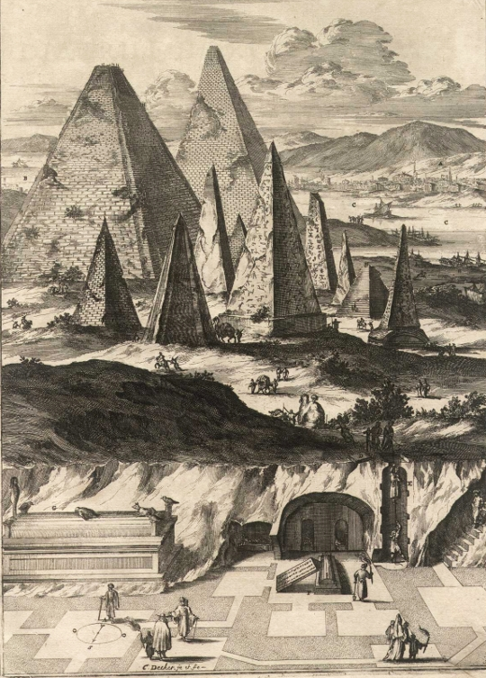 Athanasius Kircher And The Hieroglyphic Sphinx The Public Domain