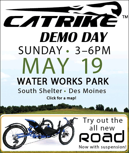 Catrike Demo Day