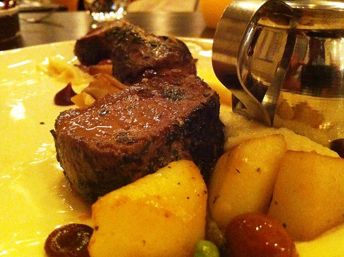 Venison at B TOO