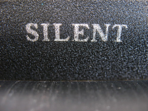 Be Silent!