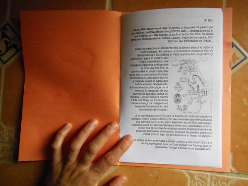 Libro sobre el Antigüo Egipto