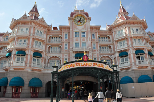 Hotel Disneyland Paris