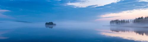 panorama lake reflection birds sunrise suomi landscape island nikon zoom fi nikkor dslr kuopio d800 2470mmf28 pohjoissavo lentokentäntie