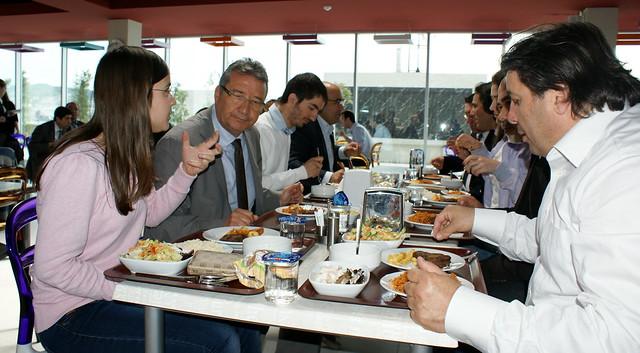 Eğitimci-köşe yazarı Sait Gürsoy Üsküdar Üniversitesi'ni ziyaret etti 3