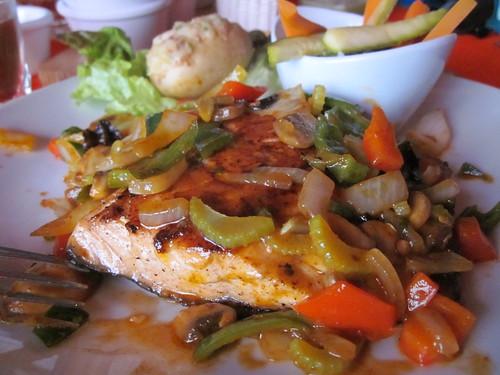Dia del Maestro lunch at Los Arcos (CIDE Region Centro, Aguascalientes)