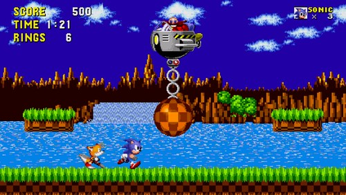 Sonic the Hedgehog mobile