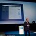De Hello bank! app op de iPad ziet er slick uit ...