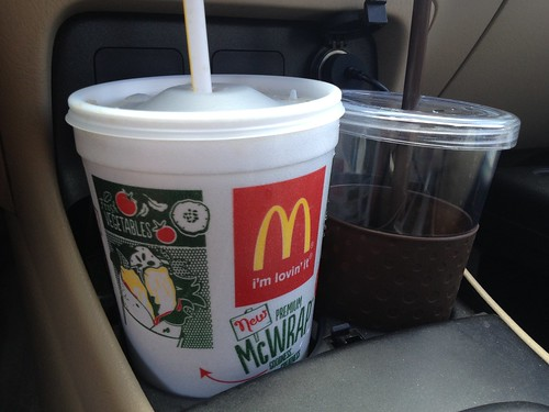 McDonald's Diet Coke