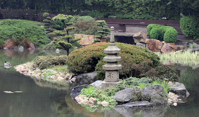 Japanese Garden - Island