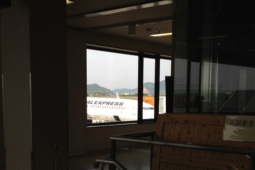 JAL1484便 9時50分発 by haruhiko_iyota