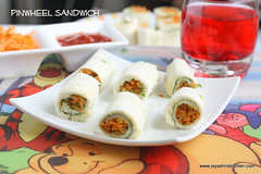 pinwheel -sandwich