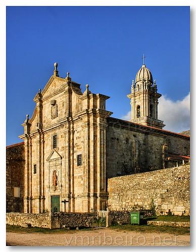 Mosteiro de Santa Maria de Oia by VRfoto