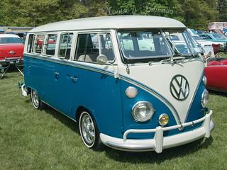 Volkswagen Typ 2 Kleinbus Bulli
