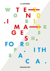 Ten Images for Ithaca 2013 poster