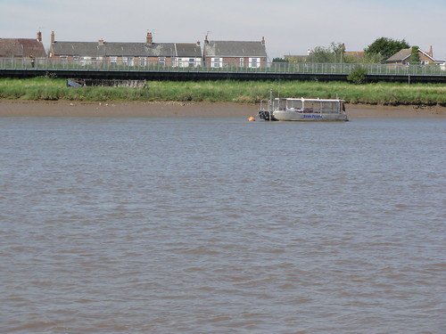 Ferry across the Ouse