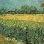 VanGogh-View_of_Arles_with_Irises