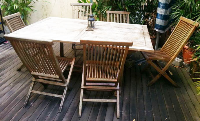 5 Outdoor Furniture For Sale Starting From $300