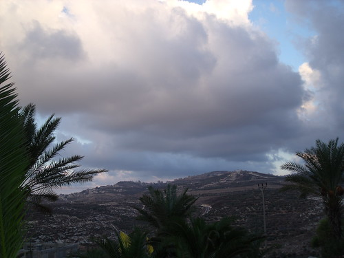 day cloudy nablus