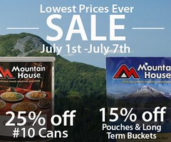 Camping Survival MH Sale