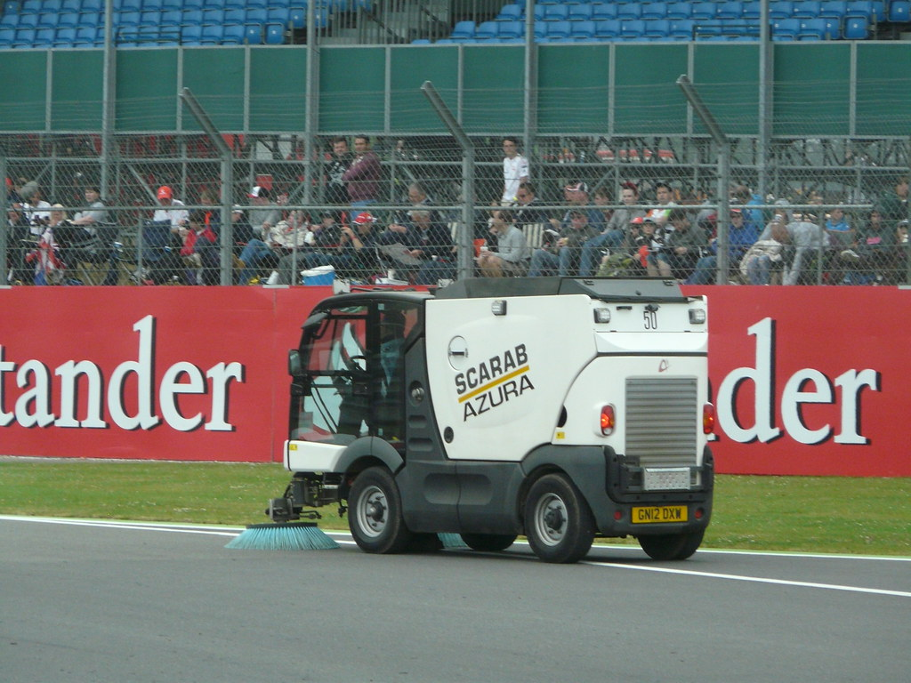 Scarab Roadsweepers and Cleaning Equipment Manufactured in the UK