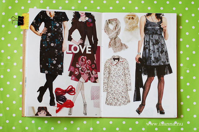 Glue Book: Love Fashion