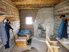 attic(0.0), stall(0.0), stable(0.0), building(1.0), wall(1.0), wood(1.0), room(1.0), shack(1.0), house(1.0), log cabin(1.0),