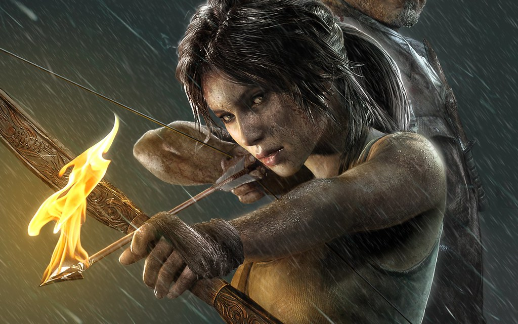 Lara Croft Tomb Raider 2013 Hd Game Wallpaper Chaithra
