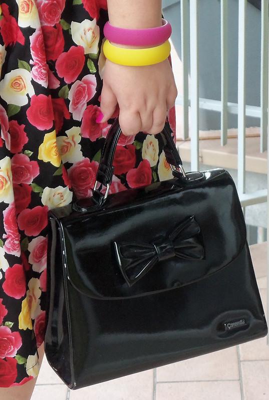 outfit nero e rose7