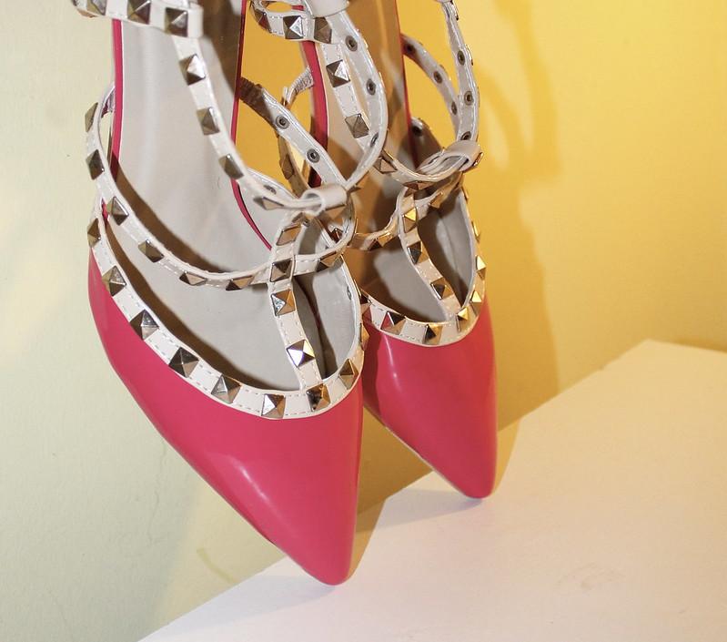 Valentino Rock Stud heel