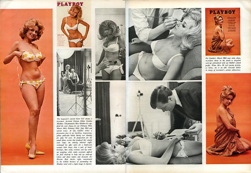 Vintage Playboy