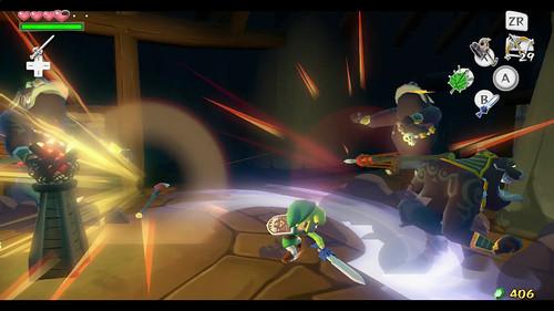 New The Legend of Zelda: Wind Waker HD Screenshots