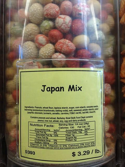 Japan Mix
