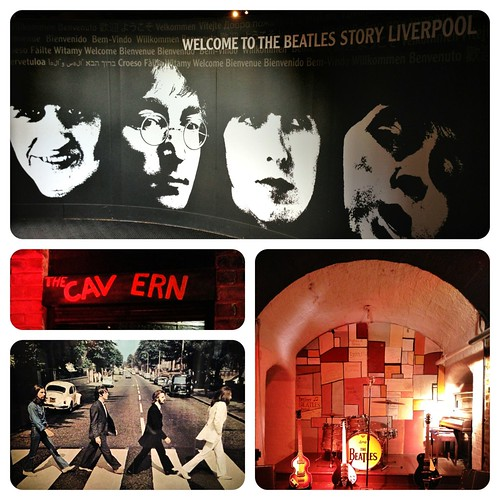 luoghi dei Beatles a Liverpool