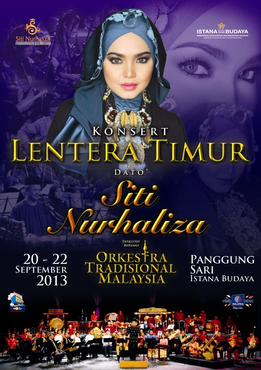 Konsert Lentera Timur Dato' Siti Nurhaliza
