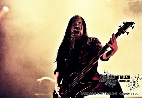 CARCASS @ PARTY SAN OPEN AIR 2013 SCHLOTHEIM, Germany 9628444009_cdebca9c14