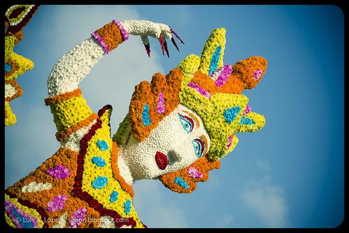 Batalla de las flores 2013, Laredo