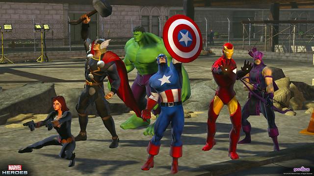 NVIDIA F2P Bundle: Avengers