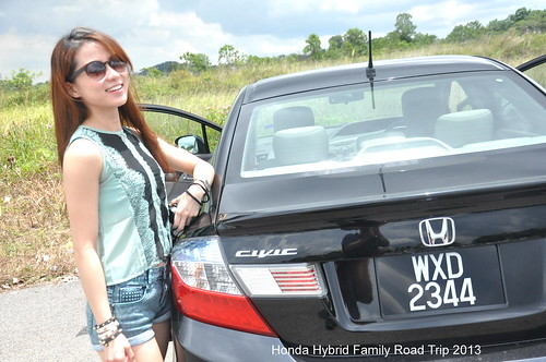 Honda Hybrid Family Road Trip 7
