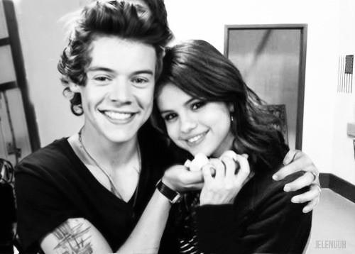 harry styles and selena gomezHarry Styles And Selena Gomez