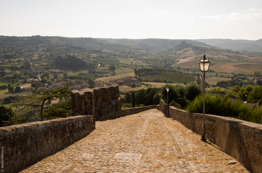 Italy, Surroundings of Orvieto
