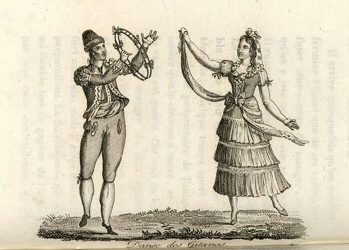 009-L'Espagne et le Portugal, ou Moeurs, usages et costumes des habitans…1815- J.B. Breton