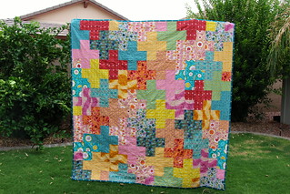 AMH Flannel Quilt